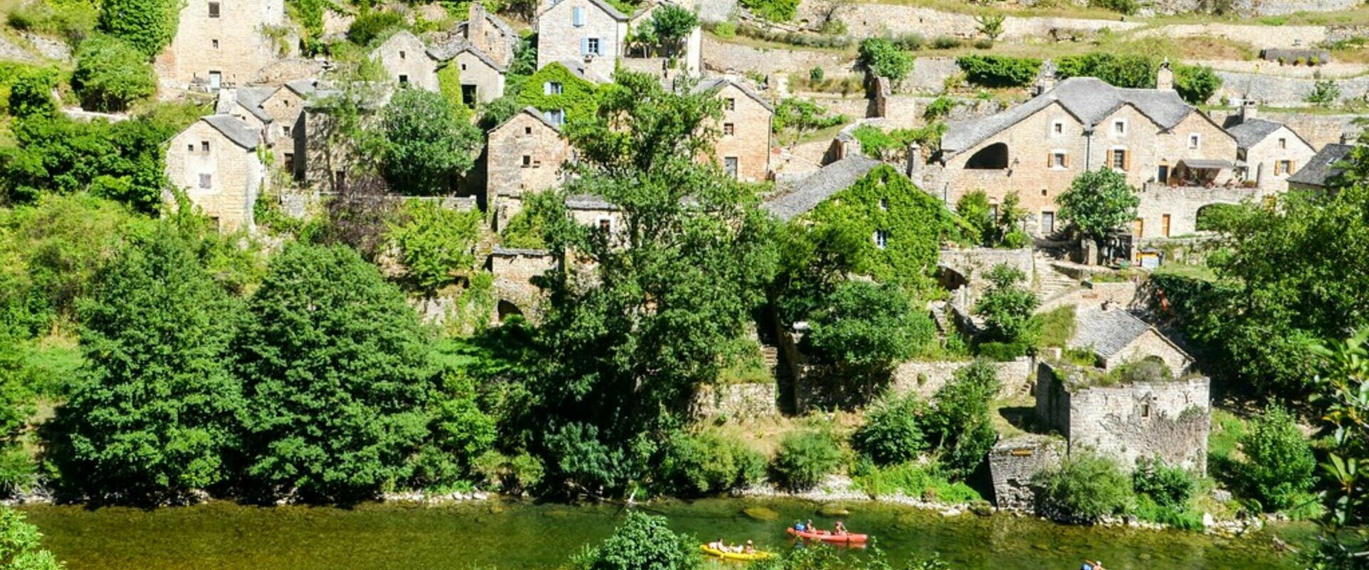 Commune des Gorges du Tarn Causses